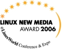 Linux New Media Award 2006